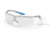 Lunettes de protection ISPEC STERIL FIT