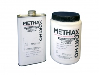 Résine ortho Methax liquide transparent/1 litre
