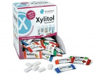 Chewing Gum Xylitol Miradent/Boite de 200