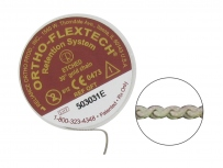 Fil de contention ORTHO-FLEXTECH or 14 karats